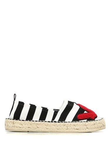 Colors Of California Espadril Siyah